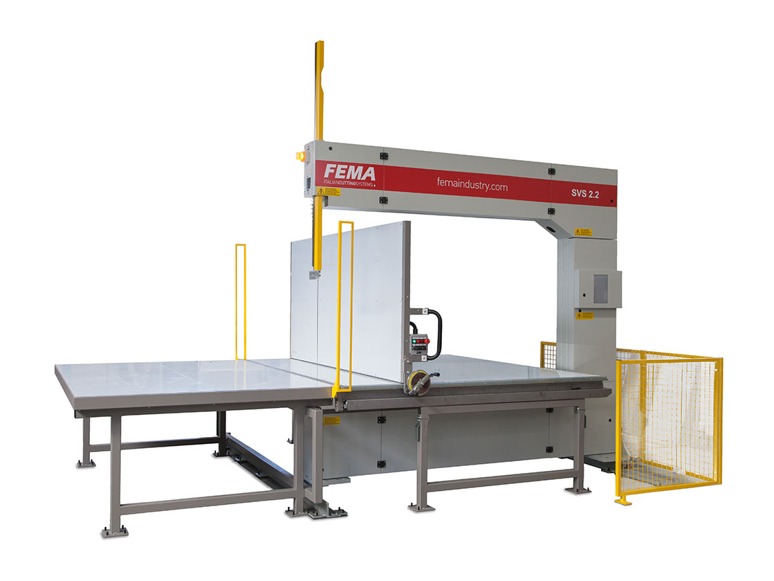 Italian Cutting Systems - Systems and Cutting Machines